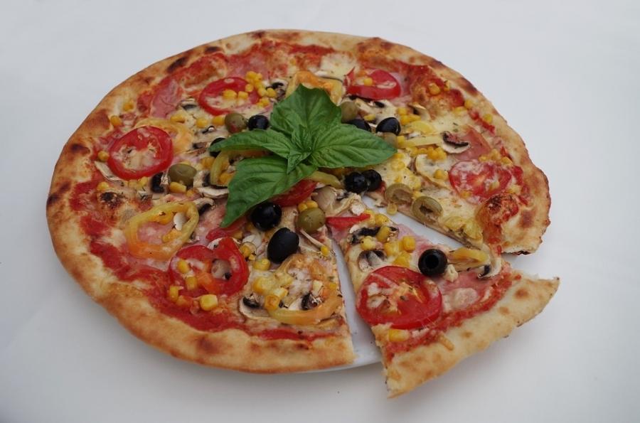 Северчане стали серебряными призерами Чемпионате Сибири по пицце
