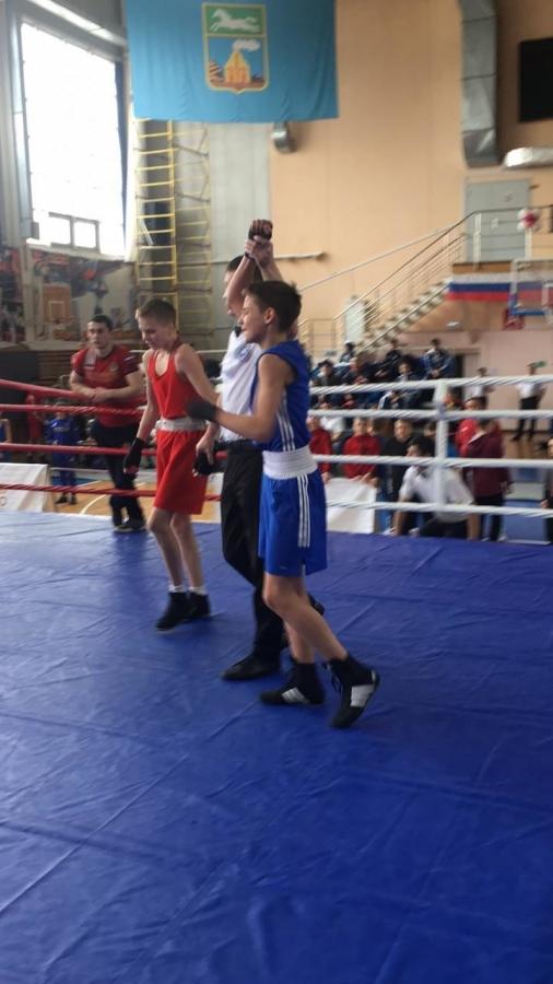 Северчане одержали победу в Первенстве Сибирского Федерального округа по боксу