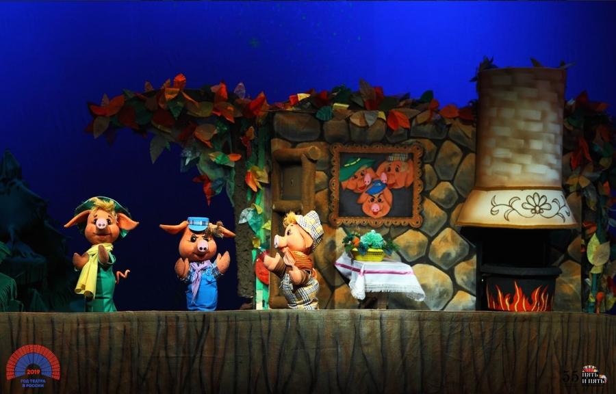 Северский театр для детей и юношества приглашает!