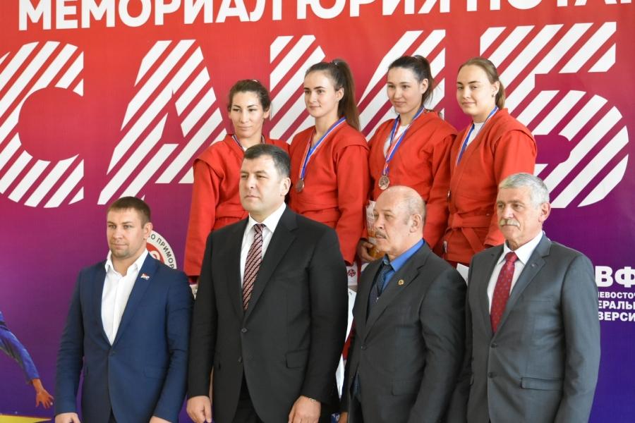 Победа Валерии Анисимовой