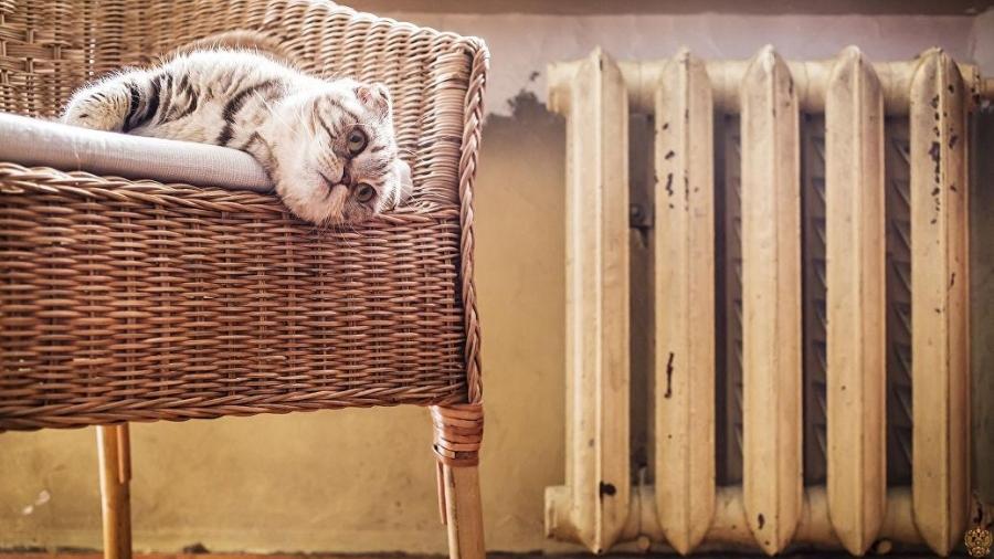 Сегодня в городе отключат отопление