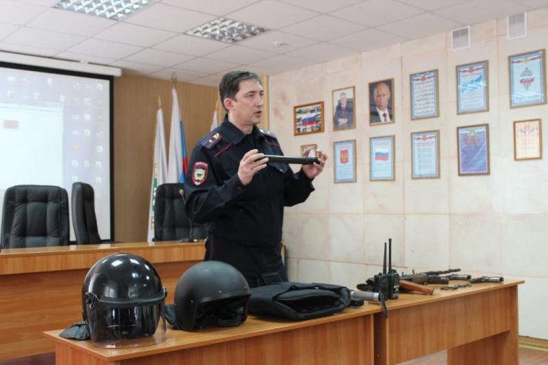 Полицейские присоединились к оперативно-профилактическому мероприятию «Твой выбор»