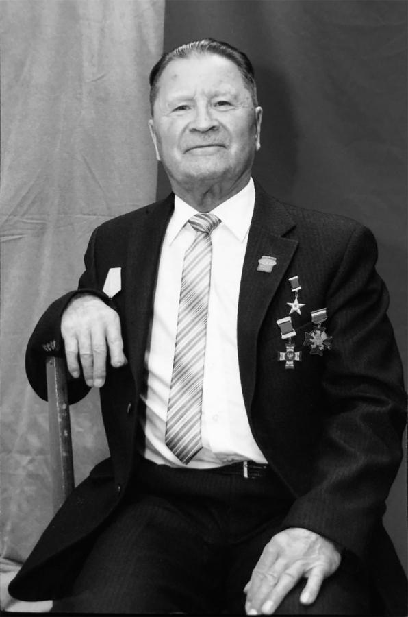 Ушел из жизни Можаров Виктор Никитович
