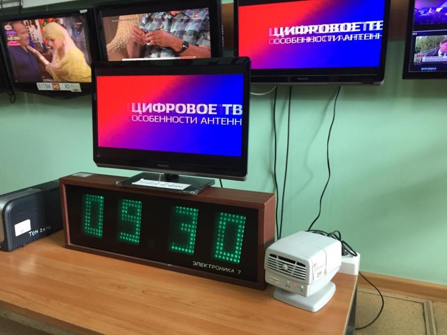 Томская область перешла на цифровое вещание