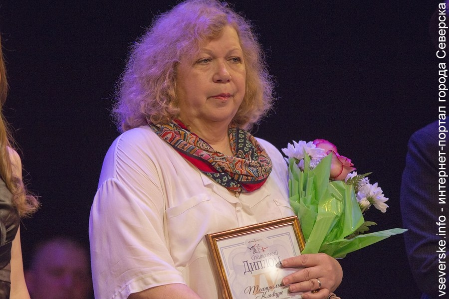 Наталья Корлякова создаст в Томске небольшой театр