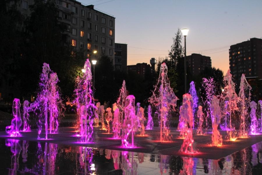 """В городе появится фонтан """"Крестики-нолики"""""""