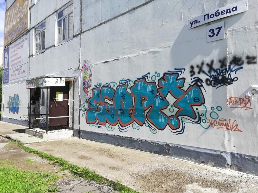 Как вы относитесь к таким граффити?