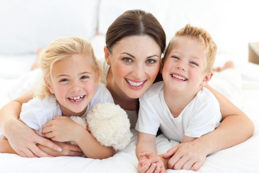 Женщин с детьми приглашают принять участие в опросе