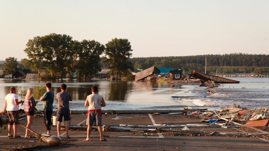 Северчане могут помочь пострадавшим от наводнения в Иркутской области
