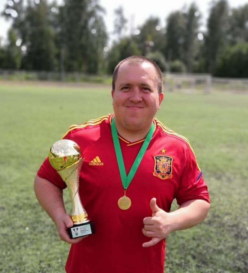 Приятная новость с футбольных полей Томска