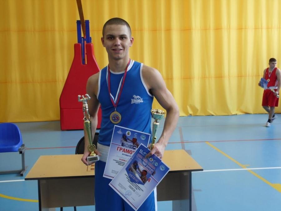 Никита Поплавский получил звание Мастера Спорта России