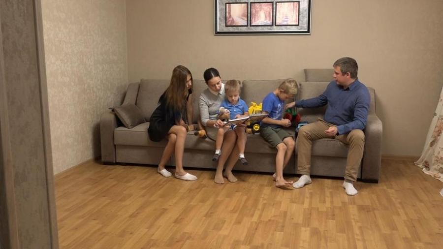 Как учительница из Северска получила квартиру в Подольске