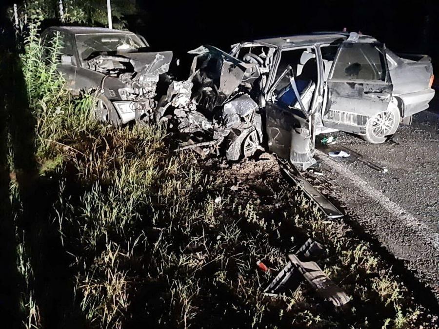 Пять человек пострадали в ДТП на трассе Томск - Самусь