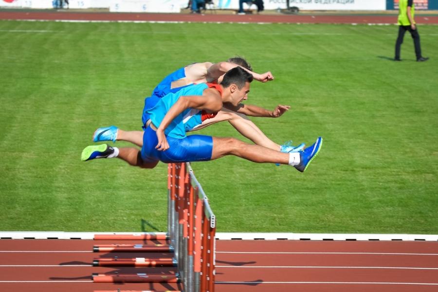 Андрей Ворончук стал бронзовым призером летней Спартакиады среди учащихся по легкой атлетике