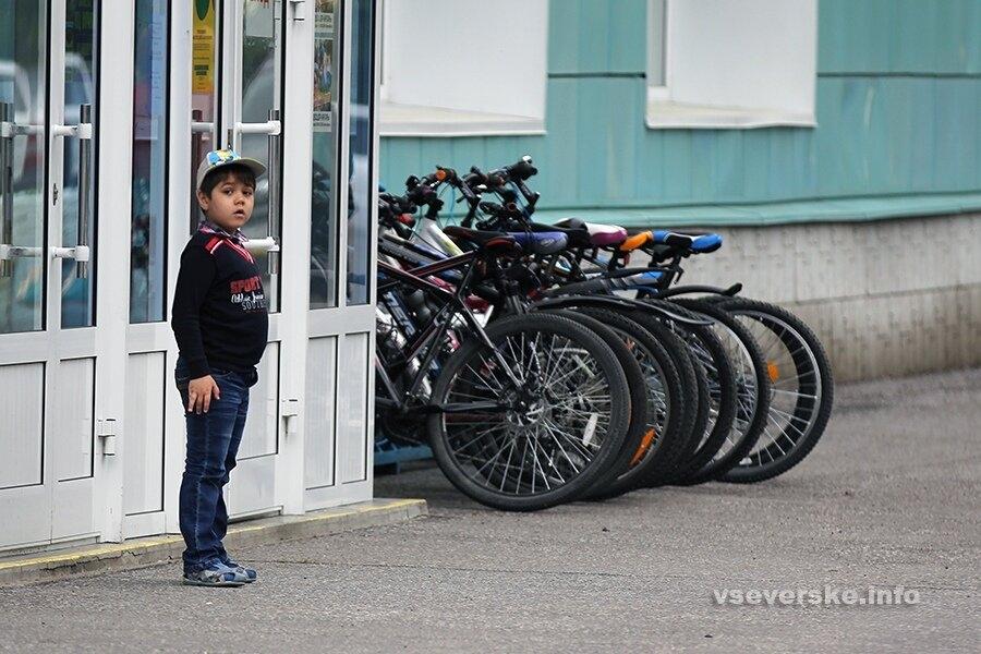 Сегодня в городе проводят профилактическое мероприятие «Велосипед»