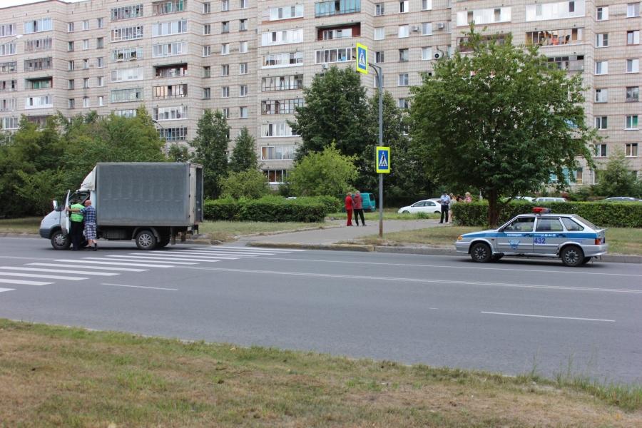 В Северске совершен наезд автомобиля на несовершеннолетнего пешехода