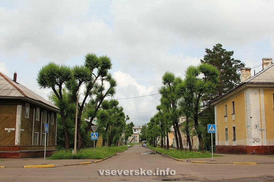 Северск попал в 10-ку самых чистых городов России