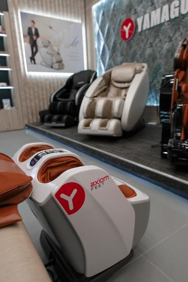 Знакомая многим северчанам сеть салонов техники для здоровья «Yamaguchi» и «US MEDICA» открывает торговые точки в Томске