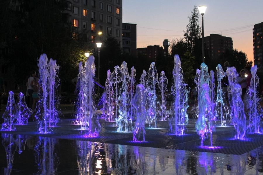 Северчан приглашают на открытие фонтана