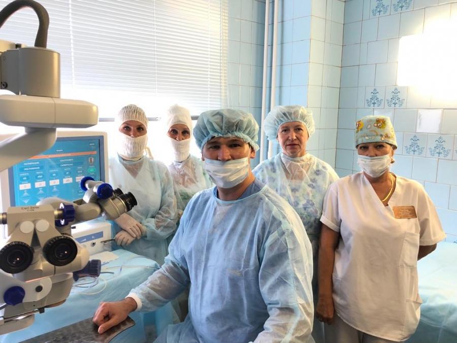 Новое современное оборудование поступило в Медицинский центр №2