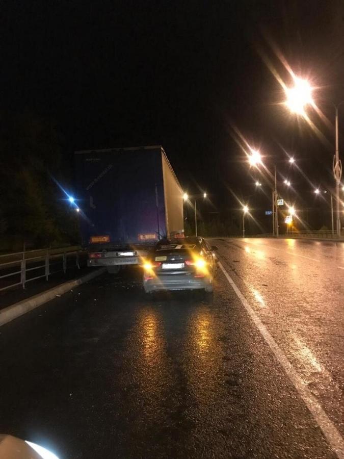 В период с 13 по 15 сентября зарегистрировано 7 дорожно-транспортных происшествий