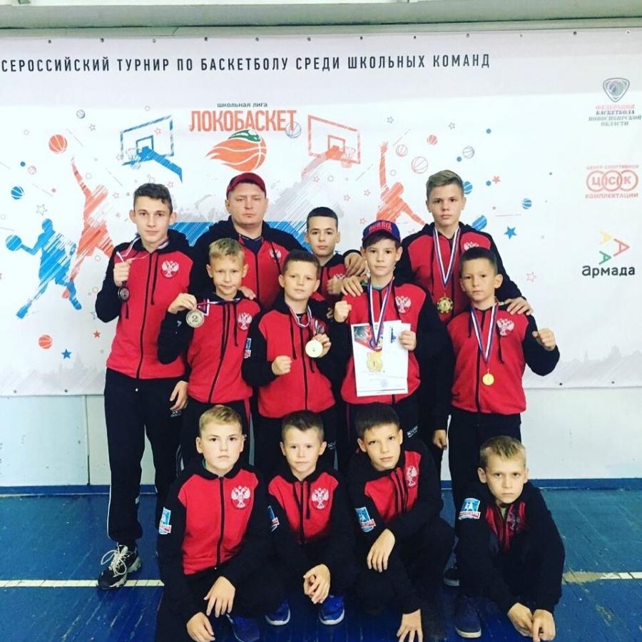 Успехи юных боксеров