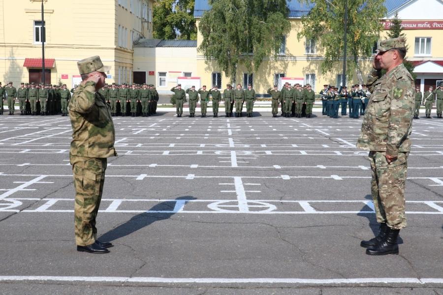 Путин назначил нового командира Северской дивизии