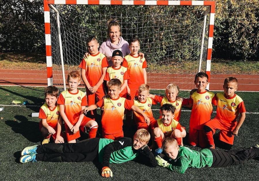 Северская команда «Лидер» стала бронзовым призером межрегионального турнира по футболу «Краснообская осень»
