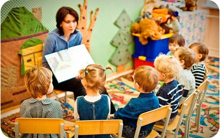 Набор детей в детский сад № 57