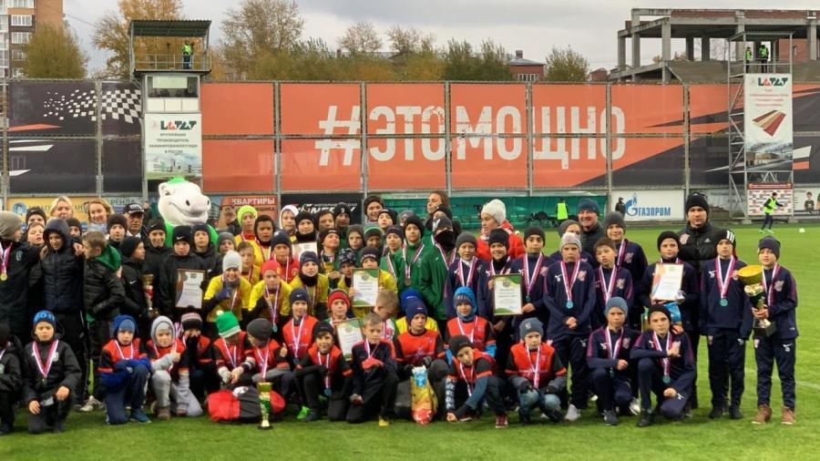Первенство Томской области по футболу на призы губернатора