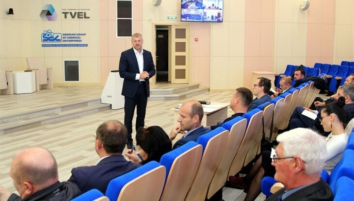 Пик регистрации резидентов ТОСЭР в Северске ожидают с 2020 года