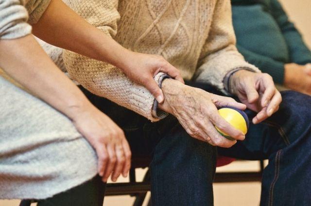 Школа по уходу за пожилыми гражданами и инвалидами