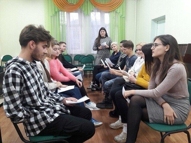 Северчанам рассказали о движении юных медиаторов
