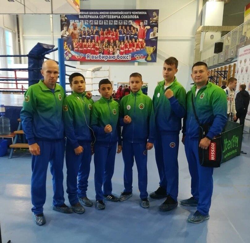 Победа боксеров в Чебоксарах