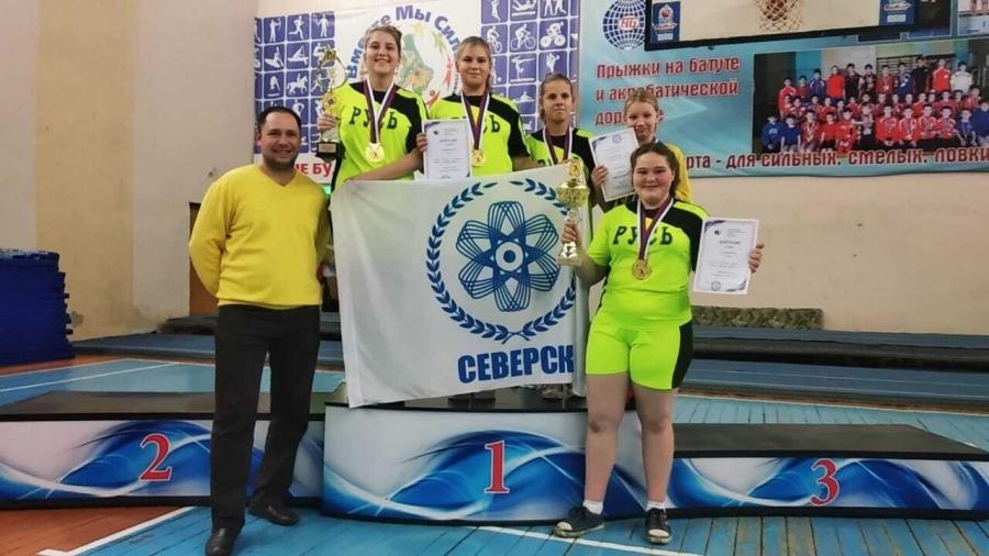 Женская сборная впервые выиграла первенство России по городошному спорту