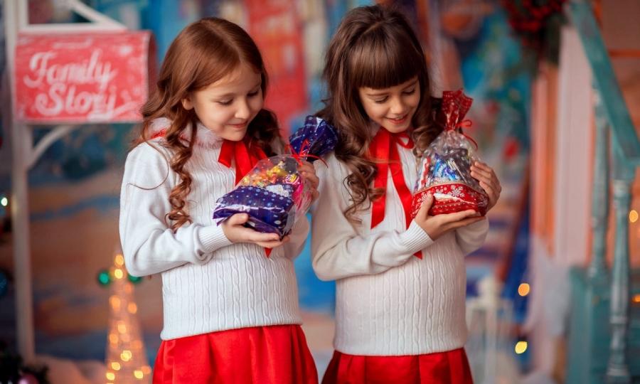 Более 11 тысяч юных северчан получат новогодние подарки