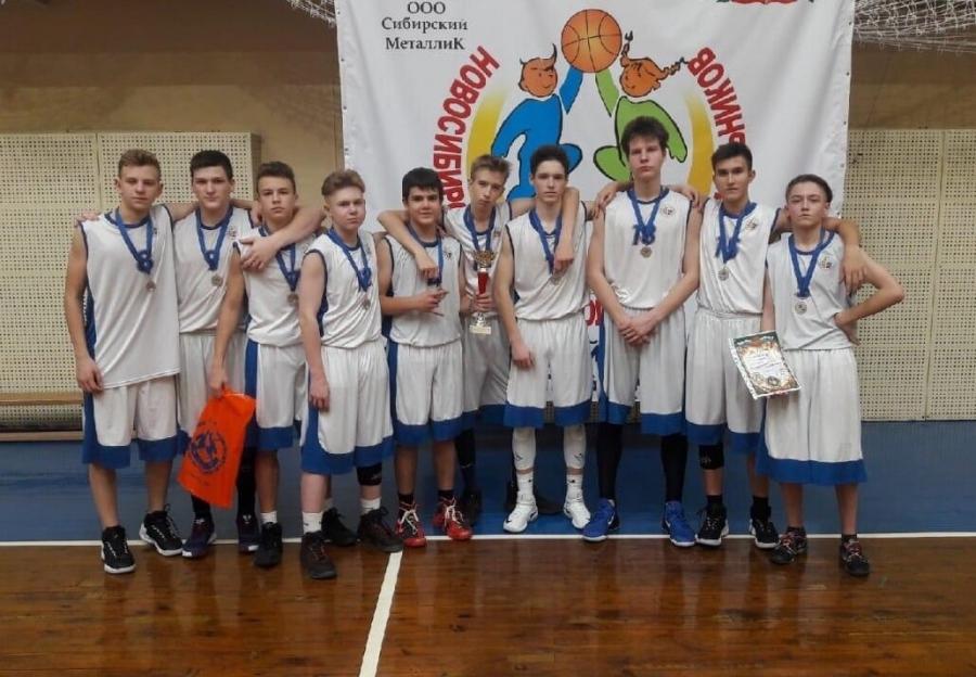 Северчане забрали «серебро» турнира по баскетболу