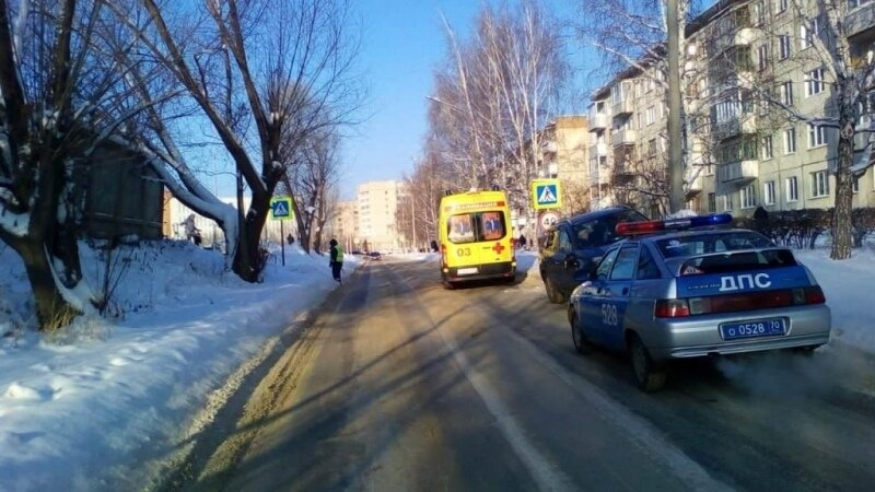 Еще один пешеход попал под колеса автомобиля