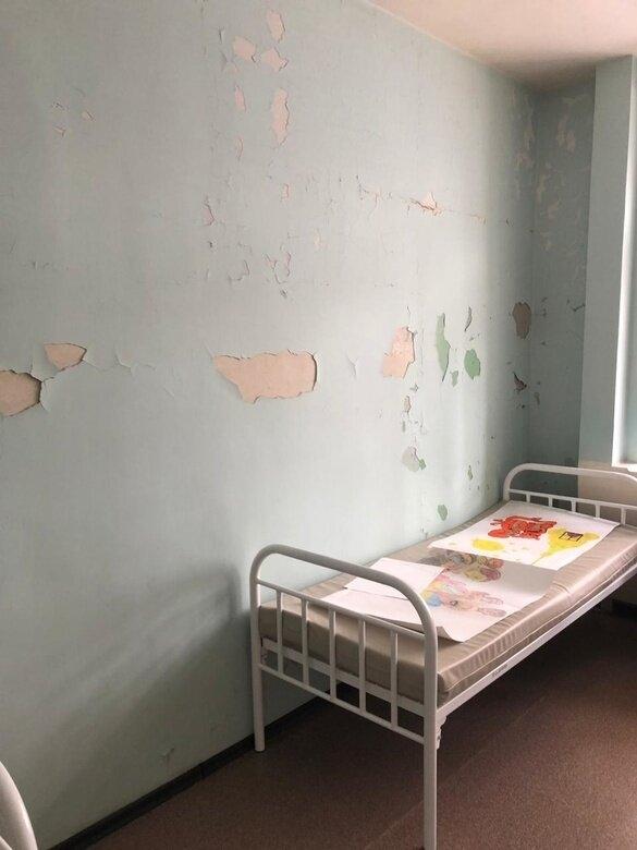Елена Карташова нашла нарушения в психиатрическом отделении Северской клинической больницы