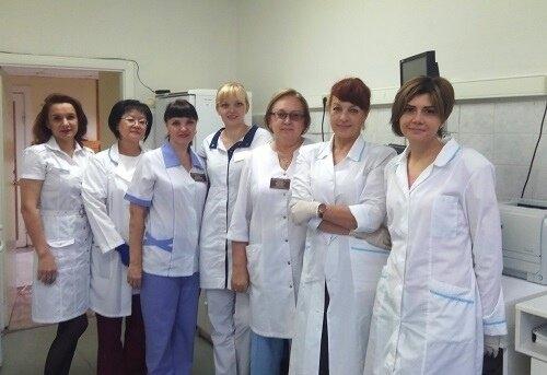 Молекулярно-генетическое обследование персонала СХК