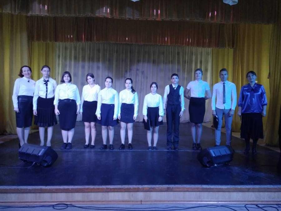Северчане приняли участие в конкурсе духовной песни «Богоносная Россия»