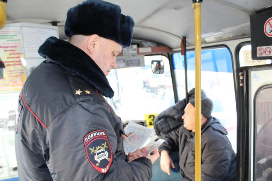 Пассажирские перевозки под контролем ГИБДД