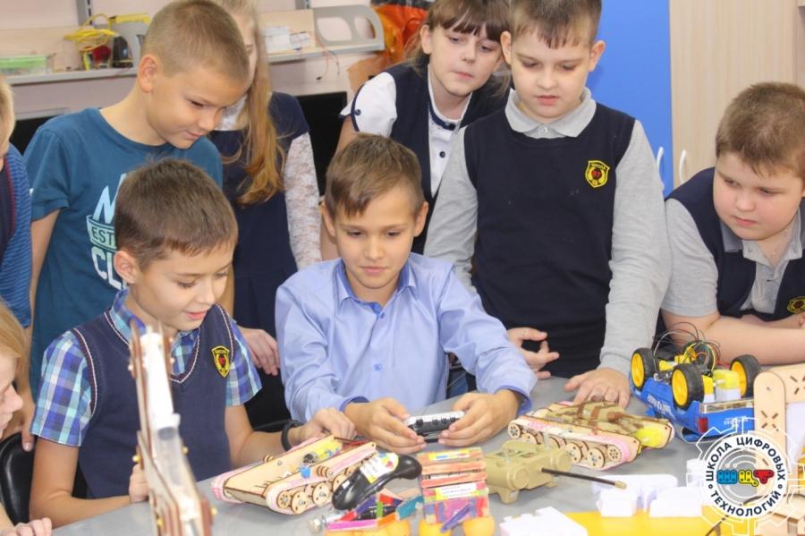 Школа цифровых технологий поможет раскрыть способности вашего ребёнка!