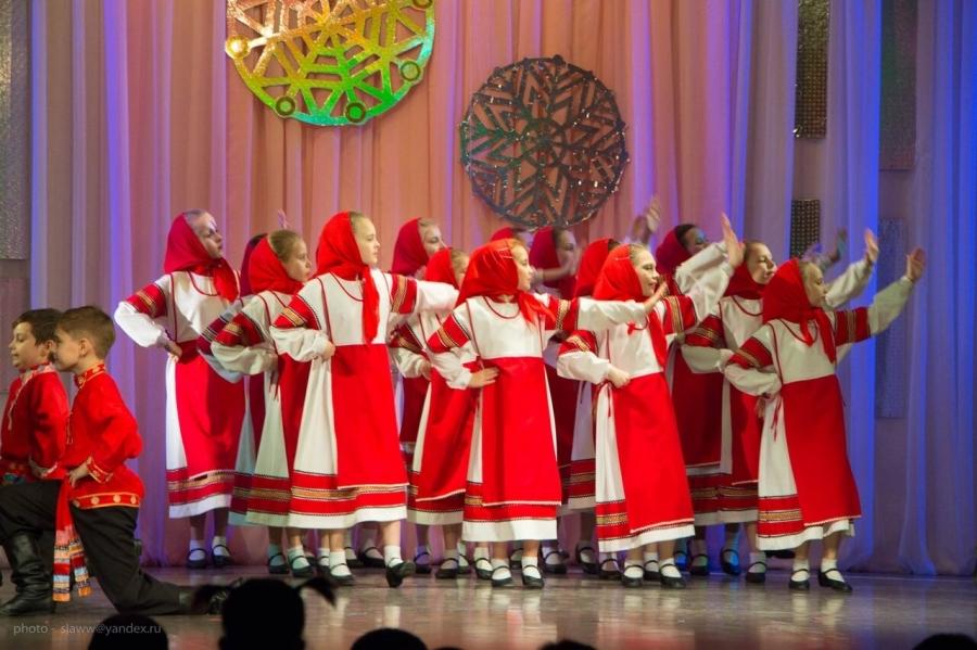 В Детской школе искусств прошел концерт хореографического отделения