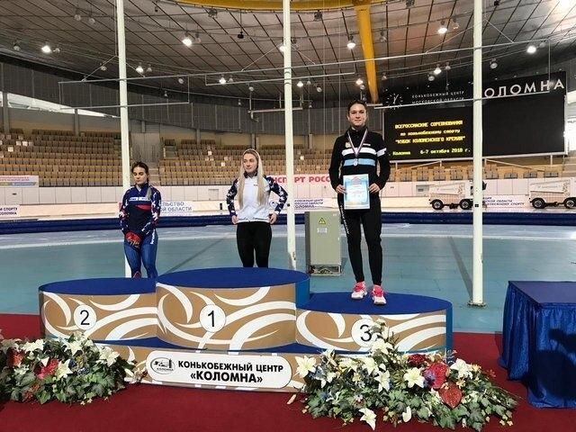 Северчанка Валерия Сорокалетова принимает участие в зимних юношеских Олимпийских играх