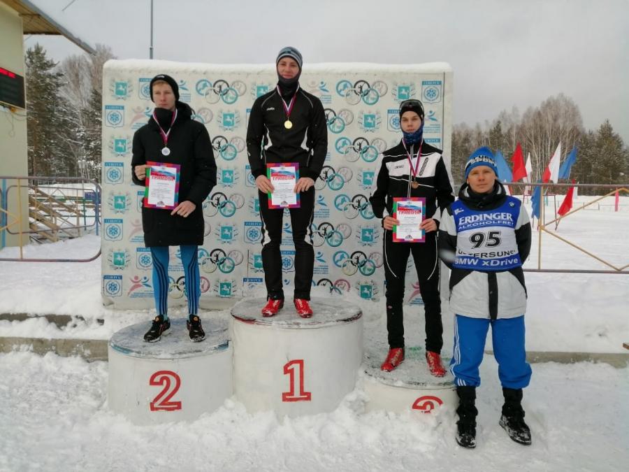 Новогодняя лыжная гонка - 2019