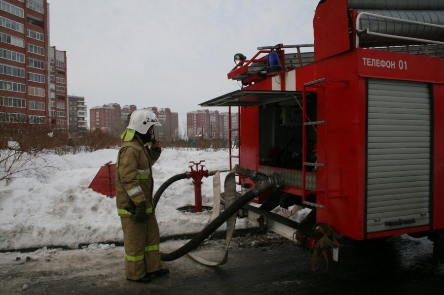 За период новогодних и рождественских праздников в городе произошло 2 пожара