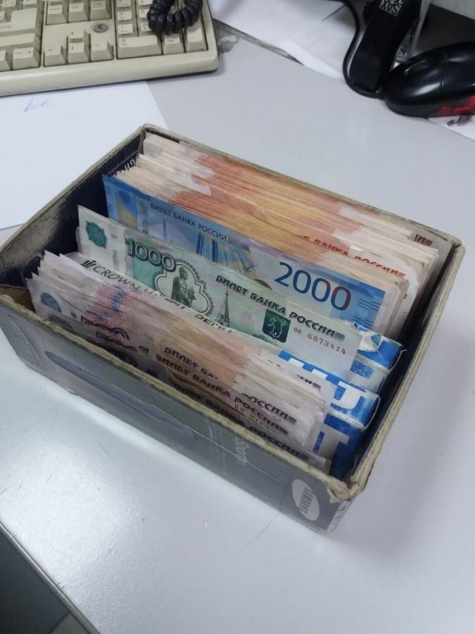 В Северске установлена подозреваемая в совершении кражи денежных средств