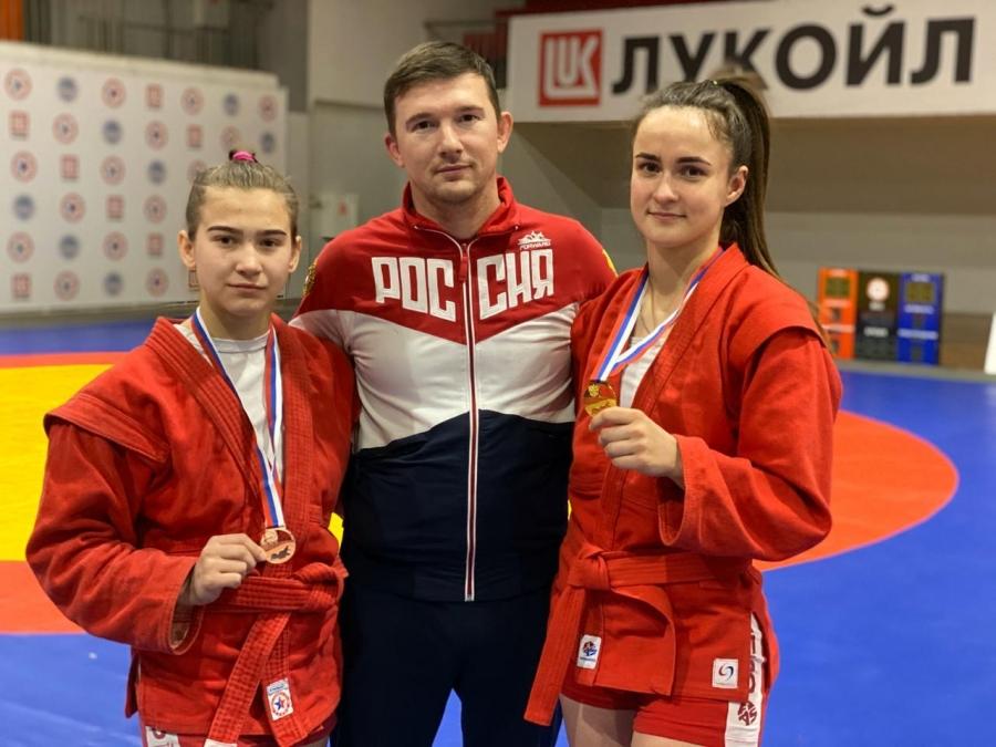 Невероятный успех самбисток Томской области