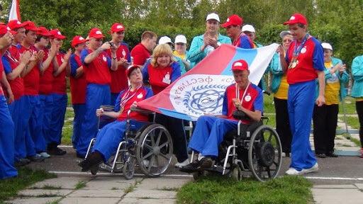 Городская общественная организация Всероссийского общества инвалидов выиграла президентский грант
